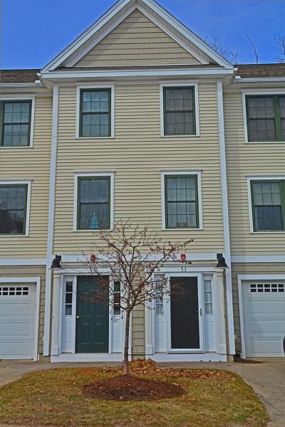 Meredith Condo/Townhouse Active Under Contract: 53 Village Drive