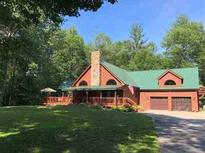 Canterbury Single Family Home Active Under Contract: 241 Intervale Road