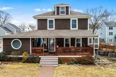 Milford Single Family Home Active Under Contract: 35 Highland Avenue