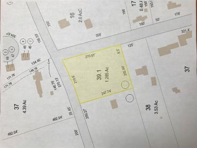 Bristol Residential Lots & Land For Sale: Hemp Hill Rd./Cardigan Mt. Road