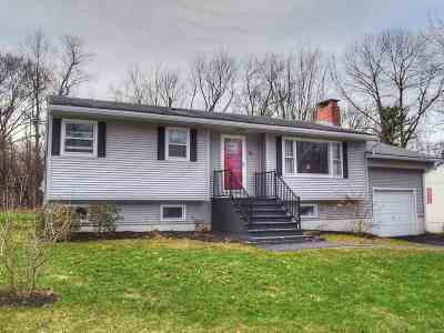 Shelburne Single Family Home For Sale: 75 Lakeview Drive