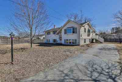Milford Single Family Home Active Under Contract: 8 Westchester Drive