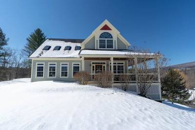 Waterbury Single Family Home Active Under Contract: 90 Clover Lane