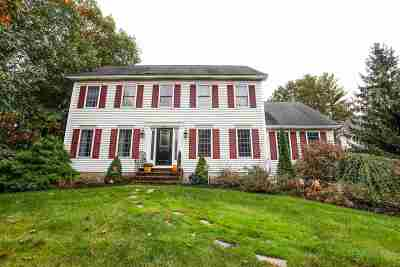 Bedford Single Family Home Active Under Contract: 19 Mountain Road