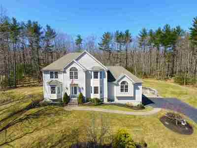 Windham Single Family Home Active Under Contract: 27 Bear Hill
