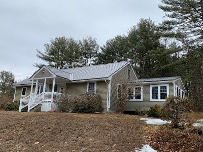 Epsom NH Single Family Home Active Under Contract: $234,500