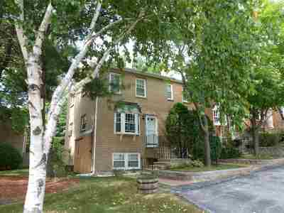 Manchester Condo/Townhouse Active Under Contract: 83 Derryfield Court
