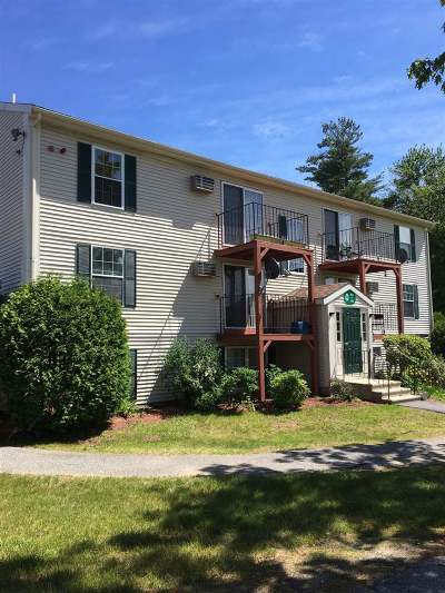 Portsmouth Condo/Townhouse Active Under Contract: 1001 White Cedar Boulevard