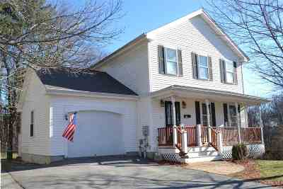 Manchester Single Family Home Active Under Contract: 91 Sandy's Way