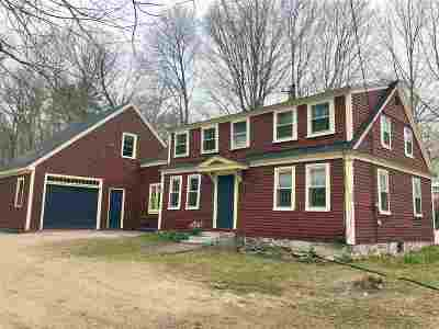 Wolfeboro Single Family Home For Sale: 603 South Main Street