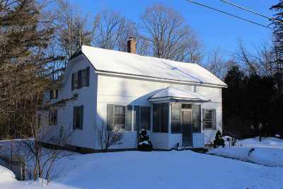Milford Single Family Home For Auction: 47 North Street