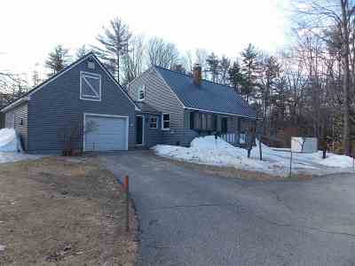 Belmont Single Family Home Active Under Contract: 151 Seavey Road