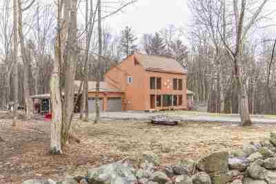 Goffstown Single Family Home Active Under Contract: 142 Locust Hill Road
