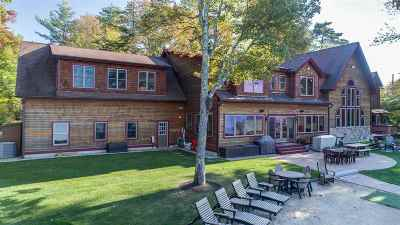 Moultonborough Single Family Home For Sale: 140 Swallow Point Road