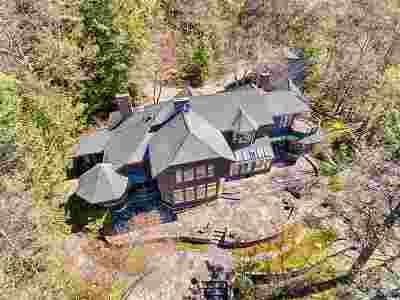 Wolfeboro Single Family Home For Sale: 72 Parker Island Road