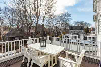 Portsmouth Condo/Townhouse For Sale: 64 Austin Street #3