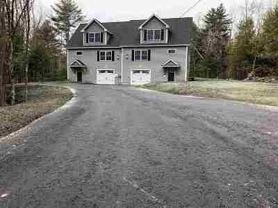 Hooksett Single Family Home Active Under Contract: 6b Rowes Corner Lane