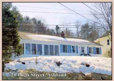 Ashland Single Family Home Active Under Contract: 21 High Street