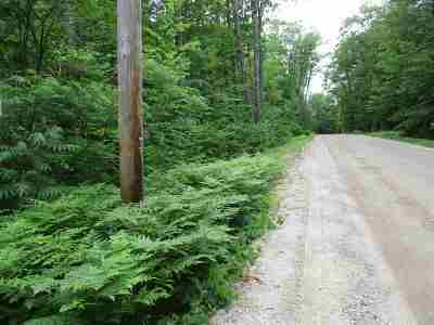 Francestown Residential Lots & Land For Sale: Map 10, Lot 1 2nd Nh Turnpike N