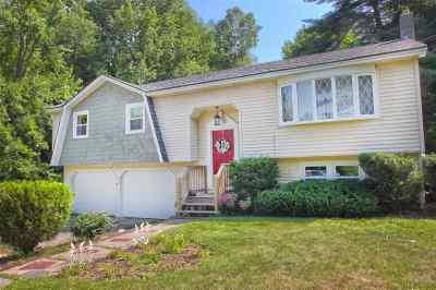 Londonderry Single Family Home Active Under Contract: 470 Mammoth Road