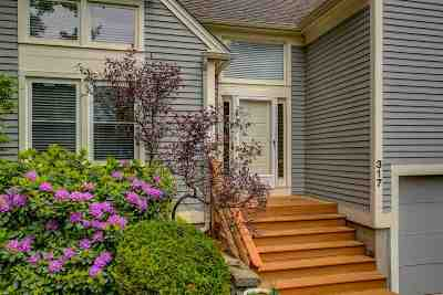 Hudson Single Family Home Active Under Contract: 317 Fox Run Road