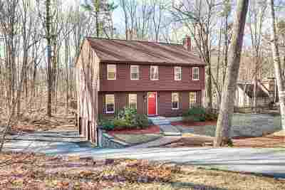 Londonderry Single Family Home Active Under Contract: 24 Shasta Drive
