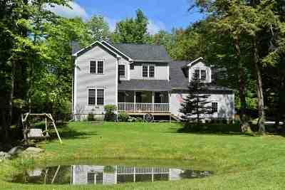 Fletcher Single Family Home For Sale: 73 Hillside Lane