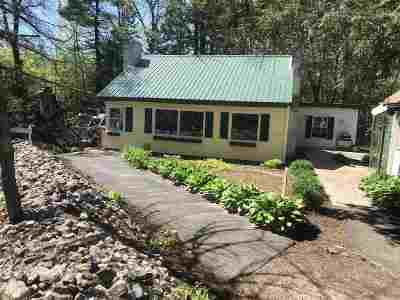 Litchfield Single Family Home For Sale: 110 Charles Bancroft Highway