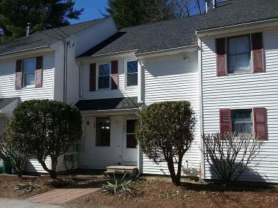 Milford Condo/Townhouse Active Under Contract: 98f Amherst Street #F