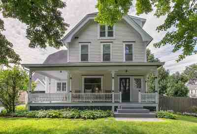 Hanover Single Family Home For Sale: 18 Maple Street