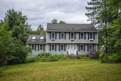 Derry Single Family Home Active Under Contract: 10 Walnut Hill Road