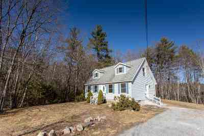 Hooksett Single Family Home Active Under Contract: 10 Helen Drive