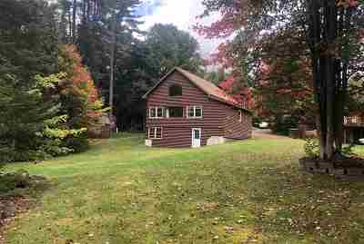 Haverhill Single Family Home For Sale: 1615 French Pond Road