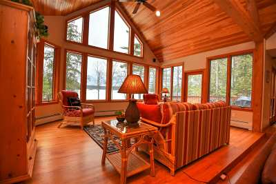 Moultonborough Single Family Home For Sale: 33 Harbourside Drive