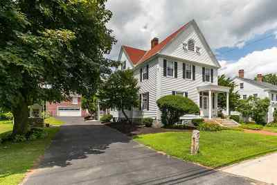 South Berwick Single Family Home For Sale: 99 Portland Street