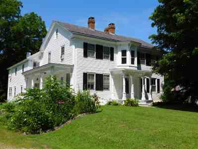 Wallingford Single Family Home For Sale: 122 South Main Street
