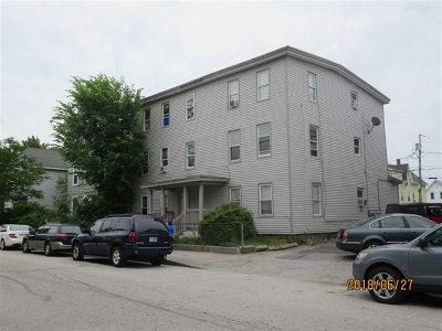 Manchester Multi Family Home For Sale: 315 Cedar Street
