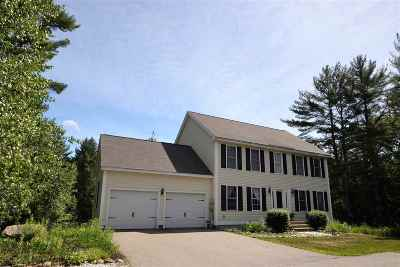 Somersworth Single Family Home Active Under Contract: 16 Cameron Way