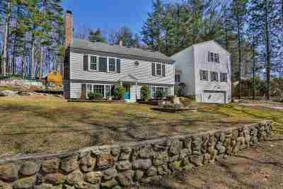 Amherst Single Family Home Active Under Contract: 3 N Meadow Road