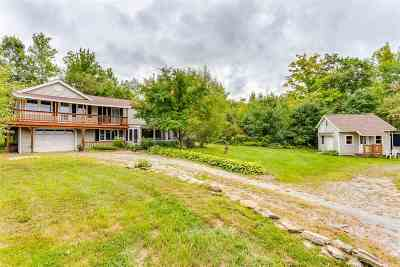 Barnstead Single Family Home Active Under Contract: 362 N Barnstead Road