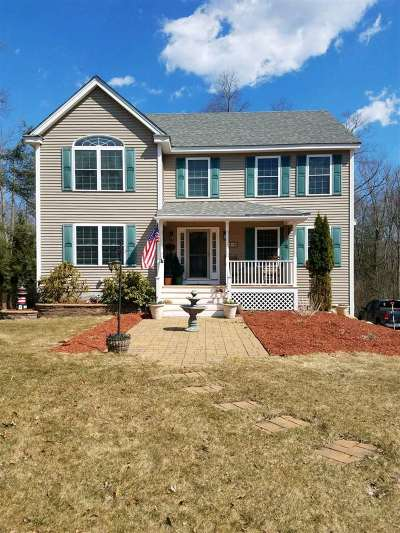 Derry Single Family Home Active Under Contract: 21 Lampton Drive