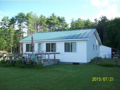 Castleton Single Family Home For Sale: 721 Cedar Mountain Road Road