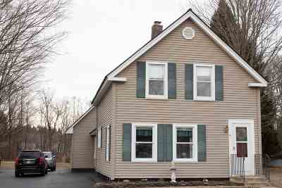 Concord Single Family Home Active Under Contract: 31 Rolfe Street