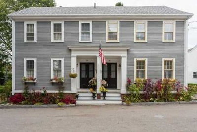 Portsmouth Condo/Townhouse For Sale: 33 Howard Street #33