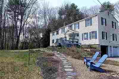 Madbury Single Family Home For Sale: 14 Moharimet Drive