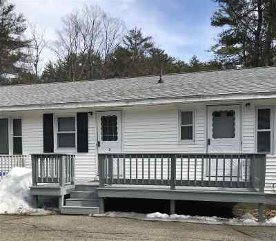 Gilford Condo/Townhouse Active Under Contract: 108 Cherry Valley Road #2
