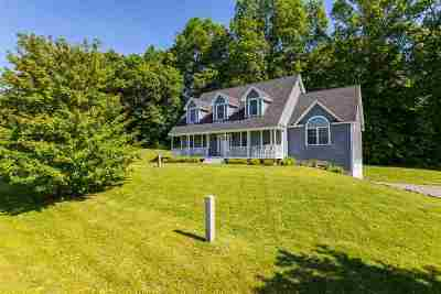 Epping Single Family Home For Sale: 9 Hamilton Drive
