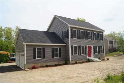 Londonderry Single Family Home Active Under Contract: 15 Ash Street