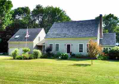 Strafford Single Family Home Active Under Contract: 32 Meetinghouse Drive