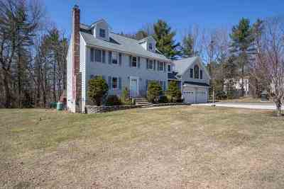 Derry Single Family Home Active Under Contract: 27 Pemigewasset Circle